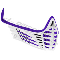 Virtue VIO Facemask Purple Purple White