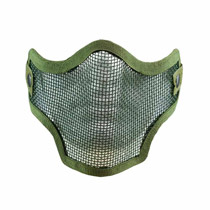 Valken Tactical 2G Wire Mesh Airsoft Mask Green