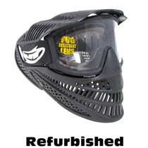 JT Raptor Elite Single Lens Paintball Goggle Black Refurbished