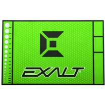 Exalt HD Rubber Tech Mat Slime Green