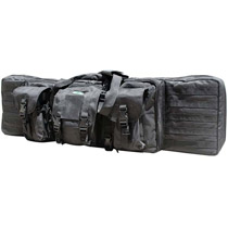 GXG Deluxe Tactical Gun Case Black