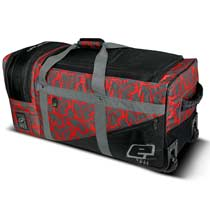 Planet Eclipse Classic GX2 Paintball Gear Bag Fighter Red