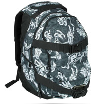 Eclipse Gravel Paintball Backpack Stretch White