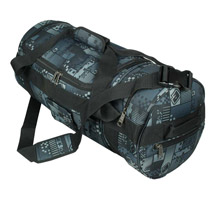 Eclipse Hold All Paintball Duffle Bag Pixel Grey