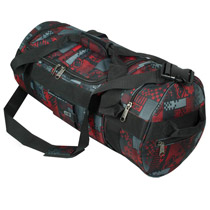 Eclipse Hold All Paintball Duffle Bag Pixel Red