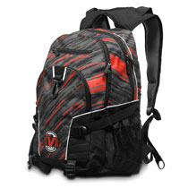 Virtue Wildcard Backpack Graphic Coral Red