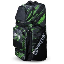 Virtue High Roller V2 Gear Bag Graphic Lime