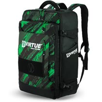 Virtue Gambler Backpack and Gear Bag Graphic Lime