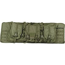 Valken Tactical Double Rifle Gun Case 36 Inch Green