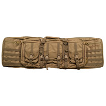 Valken Tactical Double Rifle Gun Case 36 Inch Tan