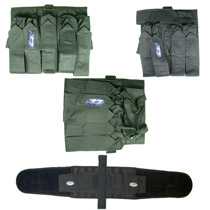 32D Paintball Harness 3 Pack Combo #8