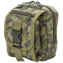 BT 08 Multi Paintball Pouch Molle Woodland Digital Camo
