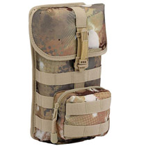 Dye 2011 Tactical Insulated Dual Paintball Pod Pouch - Dye Cam