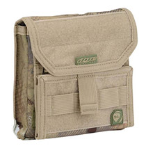 Dye 2011 Tactical Paintball Admin Pouch - Dye Cam