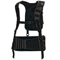 Dye 2011 Tactical Paintball Harness - Black