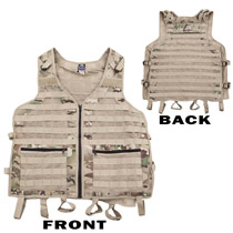 Empire BT 2013 Merc THT Paintball Molle Vest ETACS
