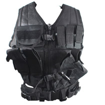 NcStar Tactical Vest Black
