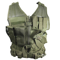 NcStar Tactical Vest Green