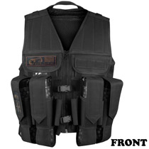 Planet Eclipse Tactical Load Vest Balck