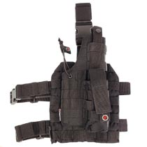 PepperBall TMP Holster w/ Molle Drop Leg Panel