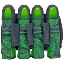 Valken Fate GFX 4+3 Paintball Harness Plants Green
