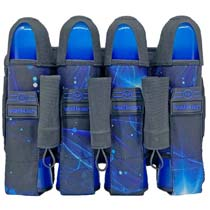 Valken Fate GFX 4+3 Paintball Harness Plasma Blue