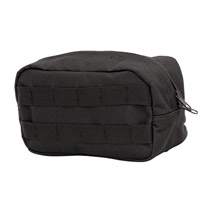 Valken Vest Pouch V-TAC Zipper Pouch Tactical Black