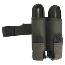 Valken Paintball Harness V-Tac 2 Pod Web Belt Olive