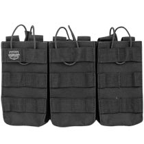 Valken Tactical Magazine Pouch AR Triple Black