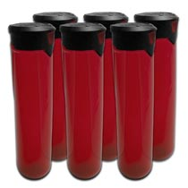 Virtue PF165 Pods 6 Pack Red