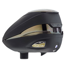Dye Rotor R2 Paintball Loader Black Gold