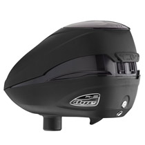 Dye Rotor R2 Paintball Loader Black Black
