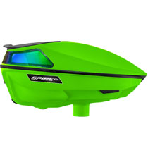 Virtue Spire III Paintball Loader Lime Emerald