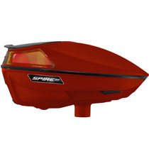 Virtue Spire III Paintball Loader Red Fire