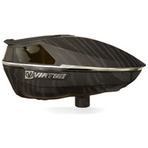 Virtue Spire 4 Paintball Loader Graphic Black