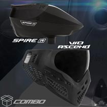 Virtue Spire iR and Ascend Combo Black