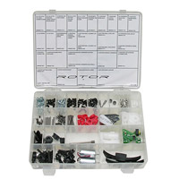 Dye Rotor Loader Complete Repair Kit