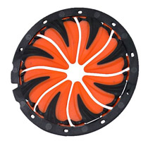 Dye Rotor Quick Feed 6.0 - Black/Orange
