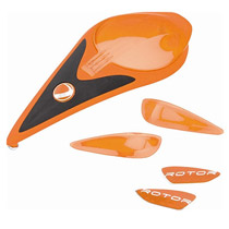 Dye Rotor Color Kit - Orange
