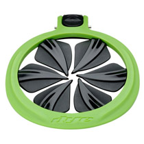 Dye Quick Feed Lid For Rotor R2 Bright Green