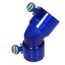 Extreme Rage Deluxe 7/8 Inch Locking Elbow Blue