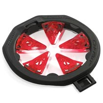 Virtue Crown SF II Spire 3 Speed Feed Red