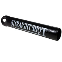Straight Shot Squeegee Holder - Black