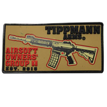 Tippmann Arms M4 Owner's Patch W/ Velcro