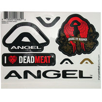 Angel Sticker Sheet # 1