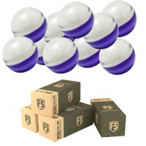 First Strike Ultra Spherical Projectiles USP 250 Count Purple Clear Shell White Powder Fill