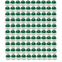 First Strike Rounds 100 Count .50 Caliber Clear Green Shell Green Fill