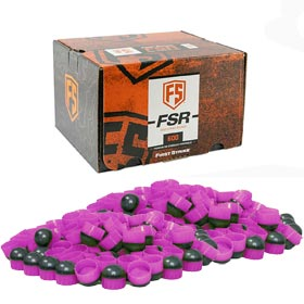 First Strike Rounds 600 Count Smoke Pink Shell Pink Fill