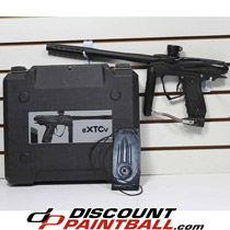 GOG eXTCy Paintball Gun Black *USED*