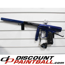 Smart Parts Shocker SFT Paintball Gun Blue (SHK010062) *Used*